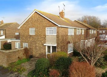 Thumbnail 3 bed semi-detached house for sale in Sarisbury Close, Felpham, Bognor Regis
