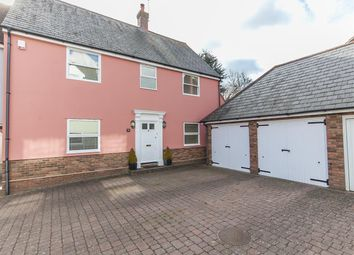 Thumbnail 5 bed property for sale in Kingfisher Way, Kelvedon, Colchester