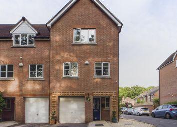 Thumbnail 4 bedroom town house for sale in Pecche Place, Chineham, Basingstoke