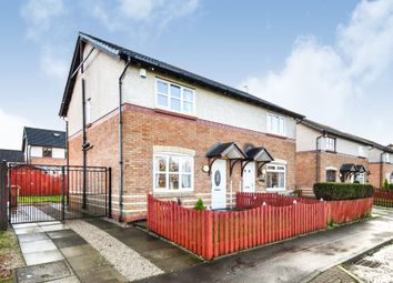 Thumbnail 3 bedroom semi-detached house for sale in Candren Road, Paisley