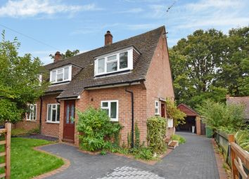 Thumbnail 2 bed semi-detached house to rent in Beechfield, Frilsham, Thatcham