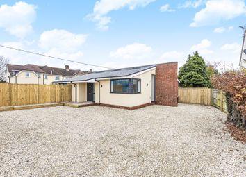 Foxborough Road, Radley, Abingdon OX14. 3 bed detached bungalow for sale