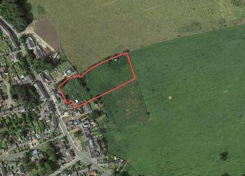 Thumbnail Land for sale in Front Street, Longframlington, Morpeth, Northumberland