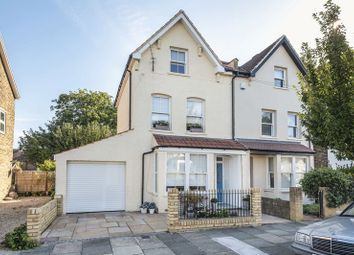 Thumbnail 4 bed semi-detached house for sale in Merchland Road, London