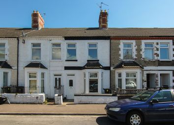 Thumbnail 2 bed terraced house for sale in Cottrell Road, Roath, Cardiff