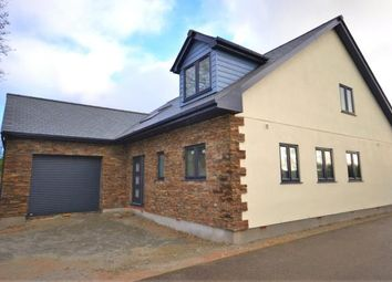 Thumbnail 4 bed detached house for sale in Merrymeet, Liskeard, Cornwall