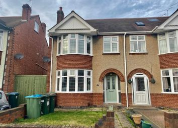 Thumbnail 3 bed semi-detached house to rent in Gorseway, Coventry, West Midlands