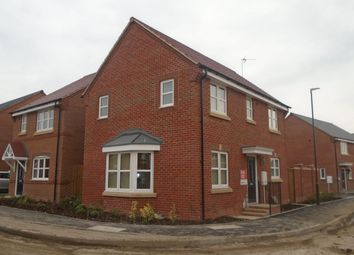 Thumbnail 3 bed detached house to rent in 3 Bedroom Detached House, Hopton Drive, Littleover