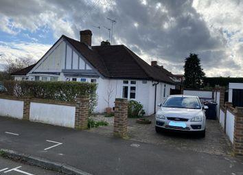 Thumbnail 2 bed detached bungalow for sale in Clifton Avenue, Feltham