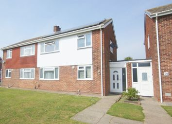 3 bed semi-detached house for sale in The Parkway, Gosport PO13