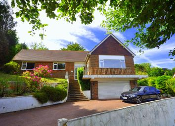 Thumbnail 3 bed detached house for sale in Hillside, East Dean, Eastbourne