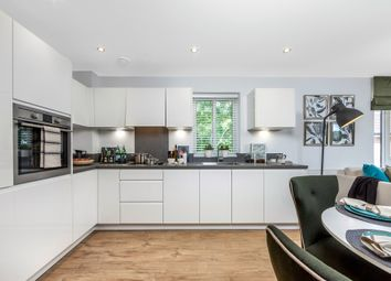 Thumbnail 1 bed flat for sale in Central Park, Tadworth Gardens, Tadworth