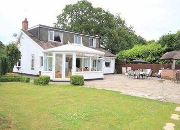 Thumbnail 4 bed detached bungalow for sale in Manor House Lane, Higher Heath, Whitchurch