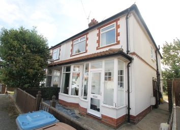 Thumbnail 4 bed semi-detached house for sale in Looe Road, Old Felixstowe