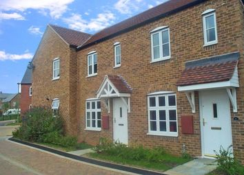 Thumbnail 2 bed terraced house to rent in Lord Elwood Road, Banbury
