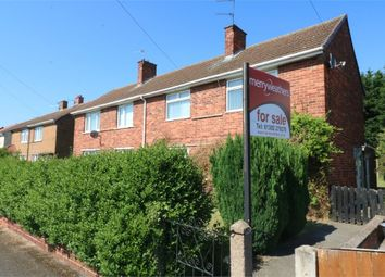 Thumbnail 3 bedroom semi-detached house for sale in Smillie Road, Rossington, Doncaster, South Yorkshire