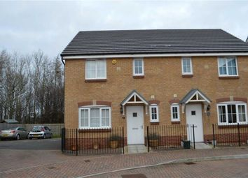 Thumbnail 3 bed semi-detached house for sale in Brynderwen, Swansea
