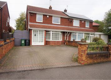 Thumbnail 3 bedroom semi-detached house for sale in Brackendale Drive, Walsall