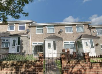 Thumbnail 3 bedroom terraced house for sale in Bruce Close, Westerhope, Newcastle Upon Tyne