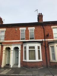 Thumbnail 1 bed terraced house to rent in Newcombe Road, Northampton