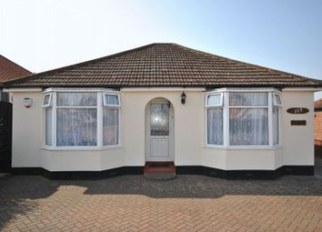 Thumbnail 3 bed detached bungalow for sale in Reepham Road, Hellesdon, Norwich