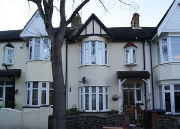 Thumbnail 3 bed terraced house to rent in Silverdale Avenue, Westcliff-On-Sea, Essex