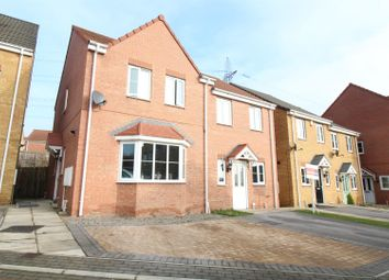 Thumbnail 3 bedroom semi-detached house for sale in Springfield Close, Lofthouse, Wakefield