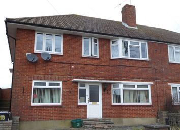 Thumbnail 2 bedroom maisonette for sale in Redstart Close, New Addington, Croydon