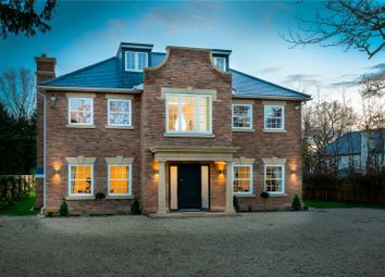 Thumbnail 5 bedroom detached house for sale in Langtons, Templewood Lane, Farnham Common, Buckinghamshire