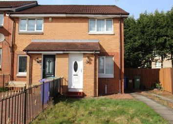 Thumbnail 2 bedroom terraced house for sale in Foresthall Drive, Springburn, Glasgow