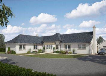 Thumbnail 4 bed detached bungalow for sale in Castleton Gardens, Auchterarder, Perthshire
