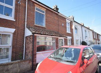 Thumbnail 2 bed terraced house for sale in Harford Street, Norwich, Norfolk