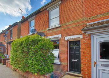 Thumbnail 2 bed terraced house to rent in Morant Road, Colchester