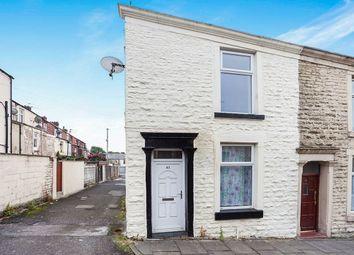 Thumbnail 2 bed terraced house for sale in Garnett Street, Darwen