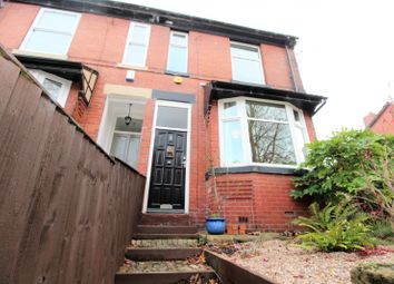 Thumbnail 3 bed end terrace house to rent in Clifton Road, Prestwich