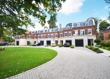 Thumbnail 4 bed town house for sale in St. Georges Avenue, Weybridge
