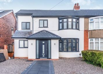 Thumbnail 4 bedroom semi-detached house for sale in Braddyll Road, Over Hulton, Bolton, Greater Manchester