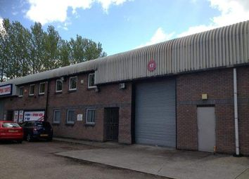 Thumbnail Industrial to let in Unit 17, Aberaman Industrial Estate, Aberaman, Aberdare CF44, Aberdare,
