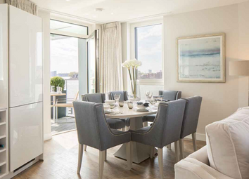 Thumbnail 2 bed flat for sale in Enderby Wharf, Christchurch Way, Greenwich, London
