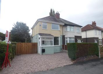 Thumbnail 2 bedroom semi-detached house for sale in Foliage Road, Brinnington, Stockport, Cheshire