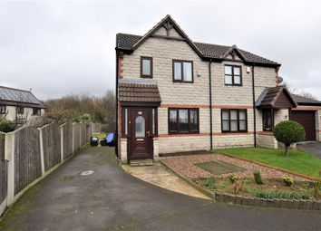 Thumbnail 3 bed semi-detached house to rent in Corn Hill, Conisbrough, Doncaster