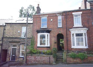 Thumbnail 2 bedroom terraced house for sale in Roebuck Road, Crookesmoor, Sheffield
