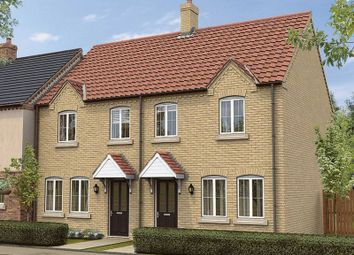 Thumbnail 3 bedroom semi-detached house for sale in Runnymede Lane, Kingswood, Hull