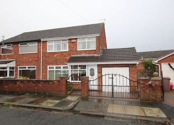Thumbnail 3 bed semi-detached house for sale in Arbury Avenue, St. Helens