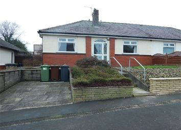 Thumbnail 2 bed semi-detached bungalow for sale in Barkerhouse Road, Nelson, Lancashire