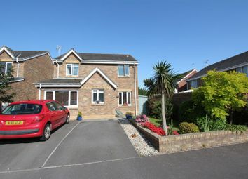 Thumbnail 4 bed detached house for sale in Heol Pilipala, Rhoose, Barry