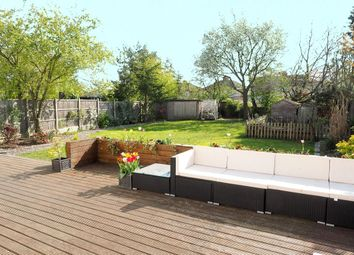 Thumbnail 3 bed semi-detached house for sale in Hill Crescent, Worcester Park