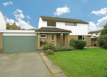 Thumbnail 4 bed detached house for sale in Sherborne Avenue, Wigston