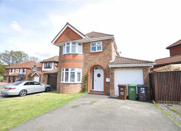 Thumbnail 3 bed detached house for sale in St. Boswells Close, Hailsham