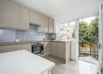 Thumbnail 4 bed flat to rent in Oakbury Road, London